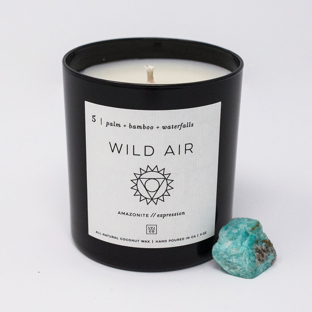 Wild Air LVL Candle